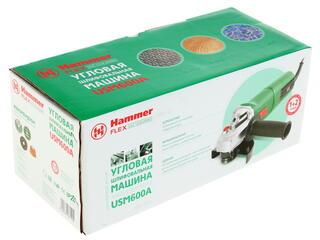 Углошлифовальная машина Hammer Flex USM600A