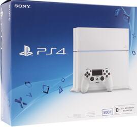 Игровая приставка PlayStation 4