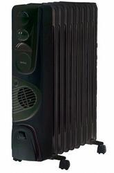 Масляный радиатор Korting KOH520FH-MG черный