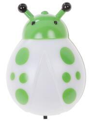 Светильник декоративный Старт NL 1LED зеленый, белый