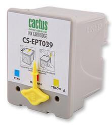 Картридж струйный Cactus CS-EPT039