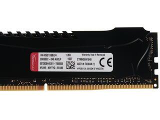 Оперативная память Kingston HyperX Savage Black [HX426C13SB2/4] 4 ГБ