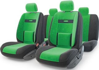Чехлы на сиденье AUTOPROFI COMFORT COM-1105 зеленый