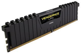 Оперативная память Corsair Vengeance LPX [CMK32GX4M2A2666C16] 32 ГБ