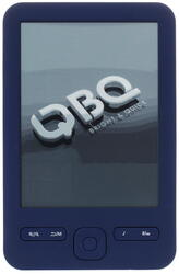 6'' Электронная книга BQ R002 Poem голубой