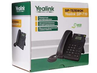 IP-телефон Yealink SIP-T19, SIP черный