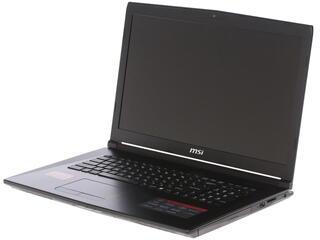 """17.3"""" Ноутбук MSI GL72 6QC-054XRU черный"""