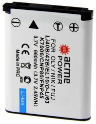 Аккумулятор AcmePower LI-40B/42В