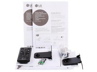 Звуковая панель LG LAS455H черный
