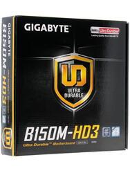 Материнская плата GIGABYTE GA-B150M-HD3