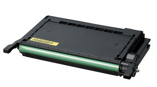Картридж лазерный Samsung CLP-Y600A