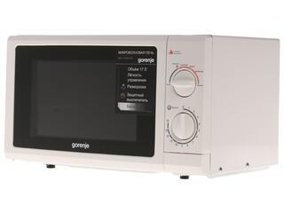 Микроволновая печь Gorenje MO17MW белый