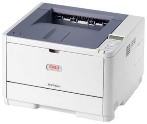 Принтер лазерный OKI B431dn