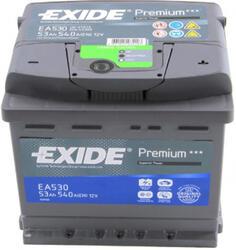 Автомобильный аккумулятор EXIDE PREMIUM EA530