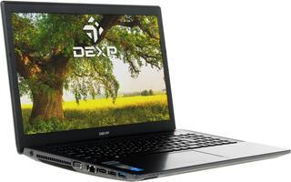 "15.6"" Ноутбук DEXP Atlas H106 серый"