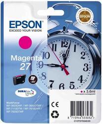 Картридж струйный Epson 27