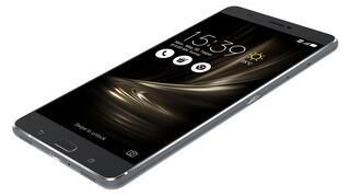 "6.8"" Смартфон ASUS Zenfone 3 ULTRA 64 Гб серый"