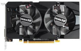 Видеокарта Inno3D GeForce GTX 1050 Ti Twin X2 [N105T-1DDV-M5CM]