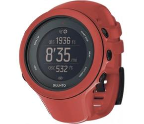 Часы-пульсометр Suunto Ambit3 Sport красный