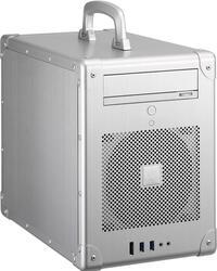 Корпус Lian li PC-TU200A серебристый