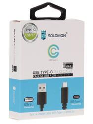 Кабель Solomon USB - USB-C