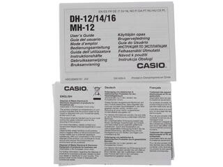 Калькулятор Casio DH-12-BK-S-EH