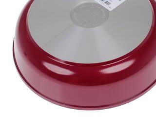 Сковорода НМП 9724 красный