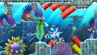 Игра для Wii U New Super Mario Bros. U + New Super Luigi U