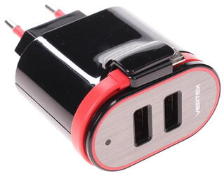 Сетевое зарядное устройство Vertex TC3400SSMICROUSBB