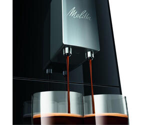 Кофемашина Melitta 4000995 черный