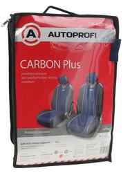 Чехлы на сиденья AUTOPROFI CARBON PLUS CRB-402Pf