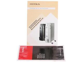 Масляный радиатор Supra ORS-07-SN белый