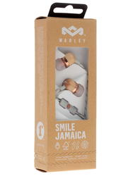 Наушники Marley Smile Jamaica EM-JE041-CP