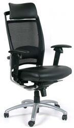 Кресло офисное CHAIRMAN Ergo 281A черный