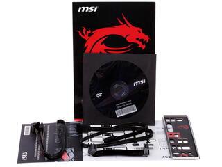 Материнская плата MSI  Z170A-G45 GAMING