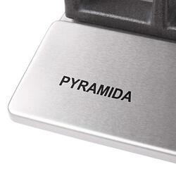 Газовая варочная поверхность Pyramida PFX 643 INOX LUXE