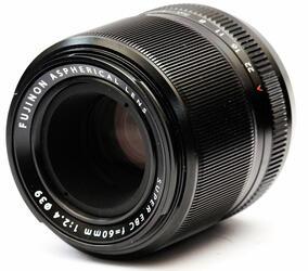Объектив FujiFilm XF 60mm F2.4 R Macro