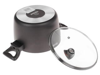 Кастрюля Rondell RDA-586 Marengo серый