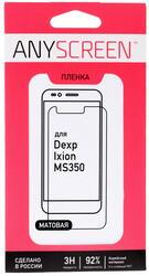 "5""  Пленка защитная для смартфона Dexp Ixion MS350"