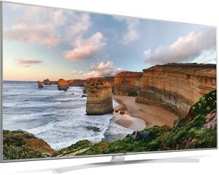 "49"" (125 см)  LED-телевизор LG 49UH770V серебристый"