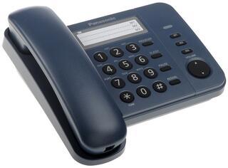Телефон проводной Panasonic KX-TS2352RUC