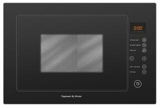 Встраиваемая микроволновая печь Zigmund & Shtain BMO 14.253 B черный