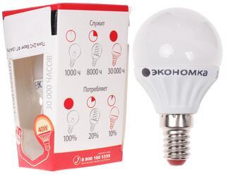 Лампа светодиодная Экономка LED 3W GL E1430