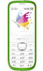 Сотовый телефон Vertex K200 зеленый