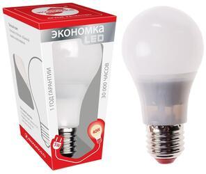Лампа светодиодная Экономка LED 5W A55 E2730_CL