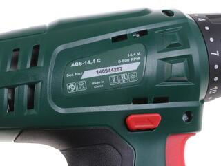 Шуруповерт DWT ABS-14.4 C-2