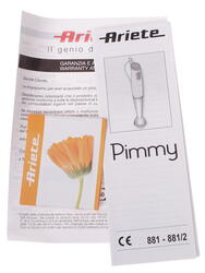 Блендер Ariete 881 Pimmy 200 белый