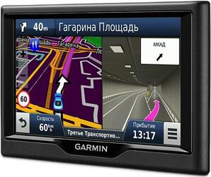 GPS навигатор Garmin Nuvi 57 LMT Russia
