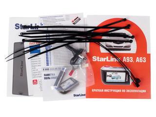 Автосигнализация StarLine A93 2CAN