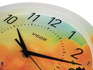 Часы настенные Vigor Д-29 Оранжевое настроение